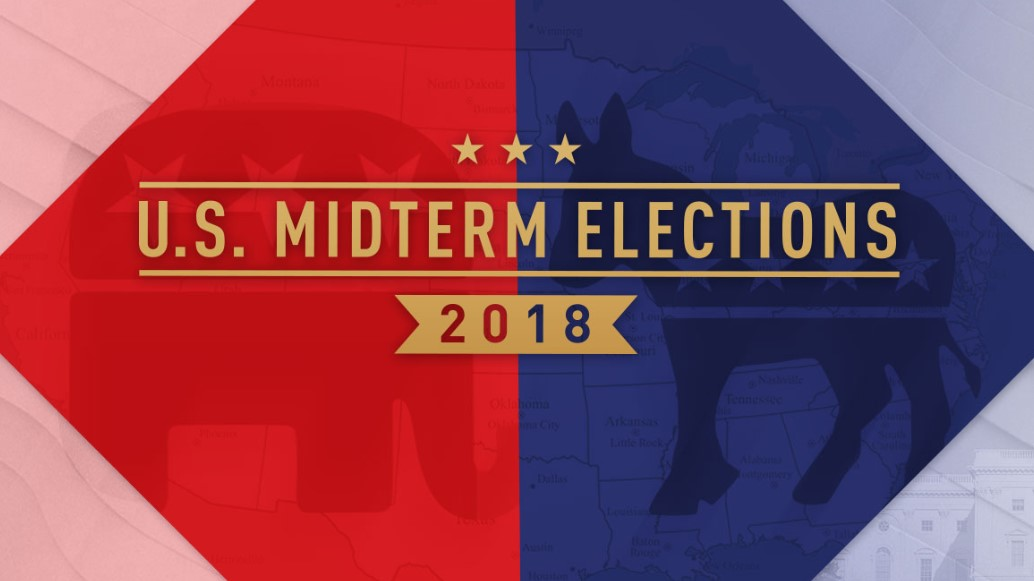 Current Situation of 2018 Midterm Elections in US