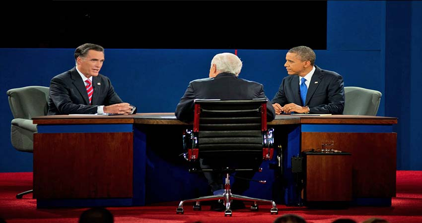 Understanding How the US Election Debate Works